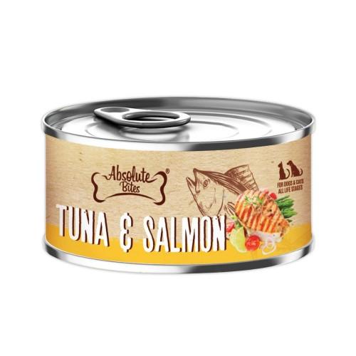 Tuna Salmon
