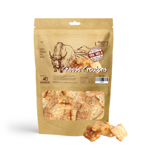 AB 098 CHEESE CROUTONS 90g