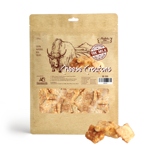 AB 099 CHEESE CROUTONS 280g