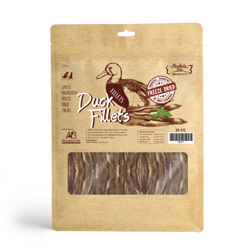 AB 015 Duck Fillets 200g