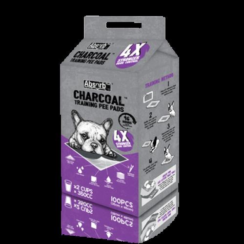 PEE PAD Charcoal 35x45cm v2