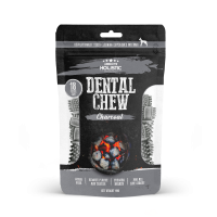 AH 2835 Dental Chew Petite Charcoal Front