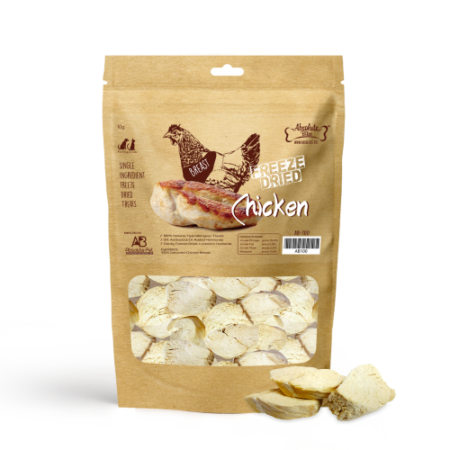 AB 100 Chicken Freeze Dried 70g