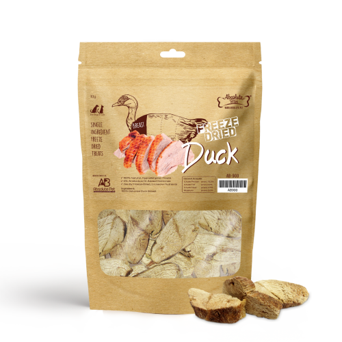 AB 900 Duck Freeze Dried 70g