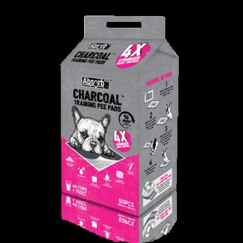 PEE PAD Charcoal 45X60cm v2